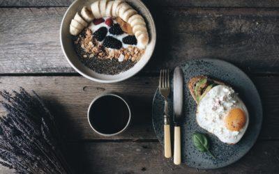 """Article septembre """"Ma santé magazine"""" : le petit-déjeuner."""
